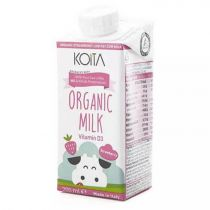 Koita Organic Strawberry Milk 200 ml