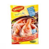 Maggi Juicy Hot and Spicy Mix 34g