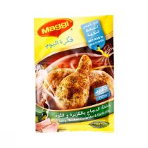Maggi Juicy Chicken Coriander & Garlic Mix (34)