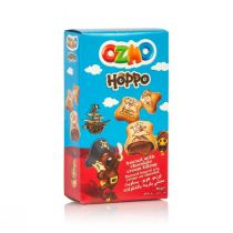 Ozmo Biscuits Hoppo with Chocolate Cream Filling (50 g)