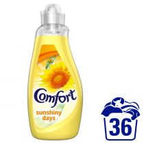 Comfort Sunshiny Days Fabric Conditioner  1.26 Ltr