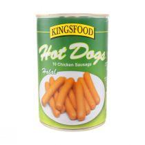King's Food Hot Dog (10 Pcs x 400 g)