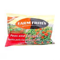 Farm Frites Peas & Carrots