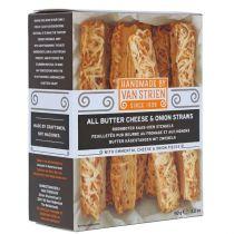 Van Strien Butter Cheese & Onion Straws