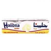 Halibna Unsalted Butter 100g