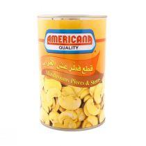 Americana Mushrooms Pieces & Stems 425g