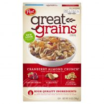 Post Great Grains Cranberry Almond Crunch Cereal 360g