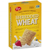 Post Shredded Wheat Big Biscuit Cereal 425g