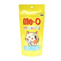 Me-O Tuna - Chicken & Egg Flavor Cat Treat 50g