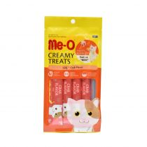 Me-O Crab Creamy Treats 60g