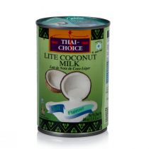 Thai Choice Lite Coconut Milk (400 ml)