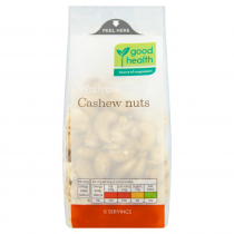 Waitrose Cashew Nuts 150g
