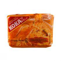 Koka Chicken Flavored Noodles (5 Packs x 85 g)