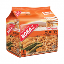 Koka curry flavour noodles 5 x 85g