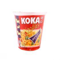 Koka Beef Noodles Cups (70 g)