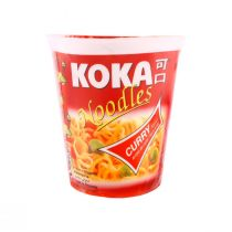 Koka Curry Noodles Cups (70 g)