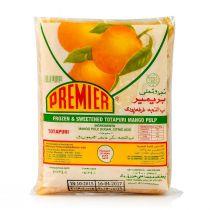 Premier Frozen & Sweetened Mango Pulp (1 k)