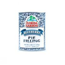 Florida Gardens Blueberry Pie Filling 595g