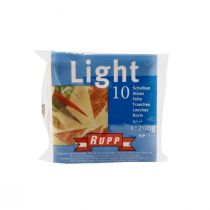 Rupp Light Slice Cheese (200 g)