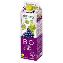 Hollinger Bio Organic Juice Red Grape 1 Ltr