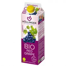 Hollinger Bio Organic Red Grape Juice 1L