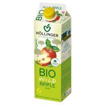 Hollinger Organic Wilde Apple  Juice 1 Ltr