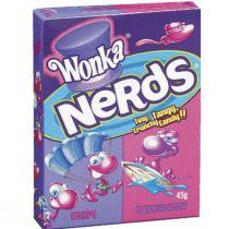 Wonka Nerds Grape & Strawberry (45 g)