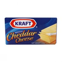 Kraft Processed Cheddar Cheese (500 g)
