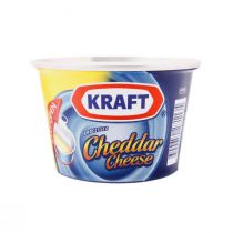 Kraft Processed Cheddar Cheese Can (200 g)