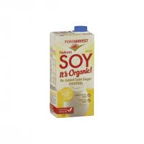 Pureharvest Oat Milk - Unsweetened 1L
