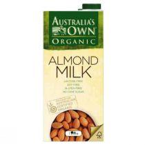 Australia's Own Organic Almond Milk (1 ltr)