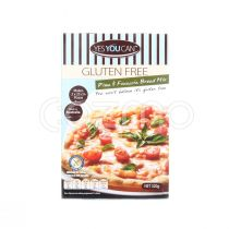YesYouCan Pizza Base & Focaccia Bread Mix 320g