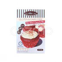 YesYouCan Red Valvet Cupcake Mix 450g
