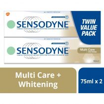 Sensodyne Multi Care + Whitening Toothpaste for Sensitive Teeth 75ml