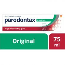 Parodontax Original Toothpaste for Bleeding Gums 75ml