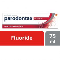 Parodontax Fluoride Toothpaste for Bleeding Gums 75ml