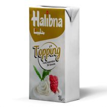 Halibna 28% Whipping UHT Cream 1 Ltr
