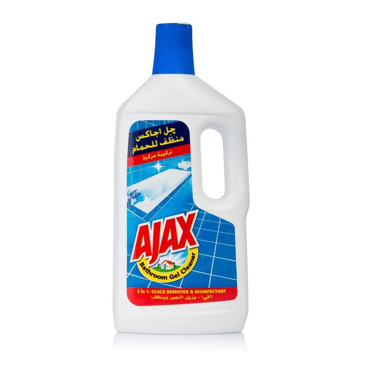 Ajax Bath Gel Cleaner 1 Litre